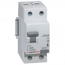 RX3 ВДТ 30МА 40 А 2П АС 402025