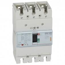 Автоматический выключатель DPХЗ 250 3P 200A 25KA  (420208)