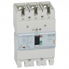 Автоматический выключатель DPХЗ 250 3P 250A 25KA  (420209)