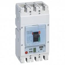 Автоматический выключатель DPХЗ 630 3P 400A 36KA/S2 (422058)