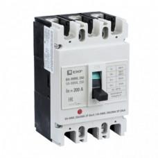 Авт.выключатель ВА-99ML 250/200А 3П 20кА EKF Basic