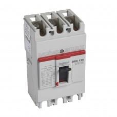 Автоматический выключатель DRX 125 МТ 100А 3П 10КА  (027008)