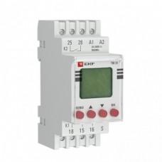 Таймер электронный многофункциональный (двухканальный) ТМ-24 EKF PROxima