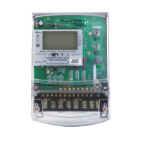 Эл.счетчик ДАЛА ТХ Р PLC IP П RS СА4-Э720 (3х220/380V 5-60A)