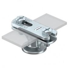 Держатель для плоских проводников до 40мм