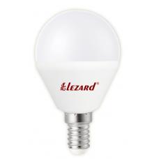 Светодиодная лампа LED GLOB A45 7W 4200K E14 220V Шарик 442 A45 1407