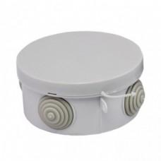 Коробка распаячная КМР 040-039 с крышкой наружная (93*43) 4 мембранных вводов IP54 EKF PROXIMA