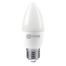 Лампа светодиодная LED-СВЕЧА-VC 11Вт 230В Е27 6500К 820Лм 024868