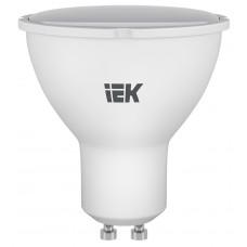 Лампа светодиодная ECO PAR16 софит 7Вт 230В 4000К GU10 ИЭК (LLE-PAR16-7-230-40-GU10)