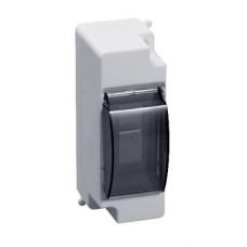 Бокс КМПН 1/2 с дверцей инд штрих код EKF PROXIMA PBM40-NK-2