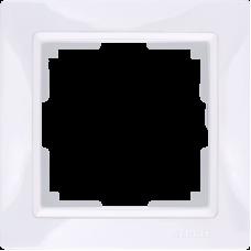 Рамка на 1пост/WL03-Frame-01 (белая)