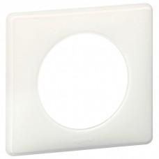 Celiane рамка 1П белая глянец 066631
