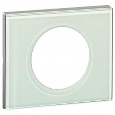 Celiane Рамка 1п  смальта бел. глина  (069311)
