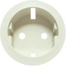 Celiane лицевая панель для розетки 2К+3 слоновая кость  066227
