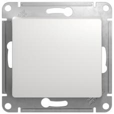 Переключатель белый 1кл. GSL000161
