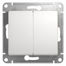 Выключатель белый 2кл. GSL000165