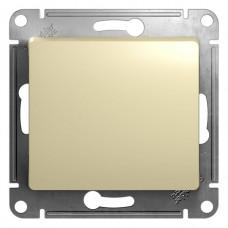 Переключатель бежевый 1кл. GSL000261