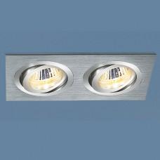 1011/2 MR16 СН /  Светильник встраиваемый хром