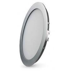 464RRP-24 Светодиодная панель (464RRP-24 d300 24W/1500Lm 6400K) круглая встариваемая