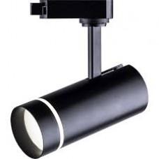 Трековый светильник LED 20ВТ 4000к черный