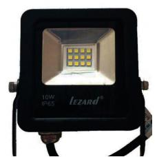 Светодиодный прожектор 100W SMD 8000Lm 6500K IP65 Lezard