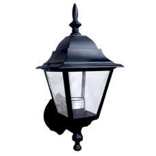 Светильник парковый RH025B1-2-S Matt Black наст.верх (MS) 252-16015