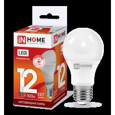 Лампа светодиодная LED-A60-VC 12Вт 230В Е27 6500К 1080Лм 4690612020259